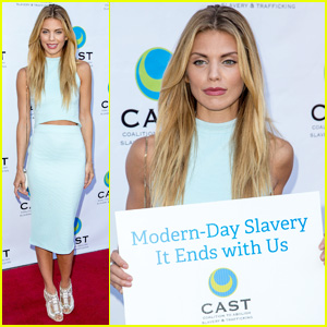 AnnaLynne McCord Makes First Appearance After Sharing Sexual Abuse Essay