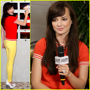 ashley rickards pregnant