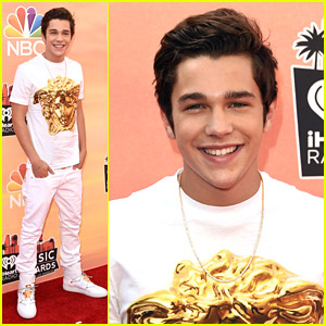 Austin Mahone Recruits His Fan Army on Twitter Ahead of iHeart Radio Music Awards 2014