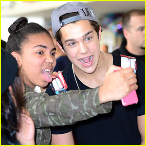 Austin Mahone is Giving Out VIP Passes to Lucky Fans!