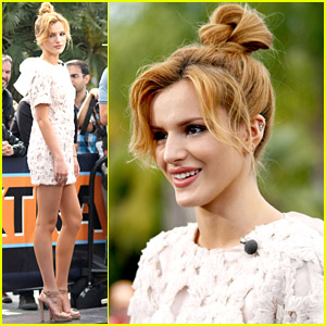 Win FREE Front of the Line Passes To Meet Bella Thorne in NYC Tomorrow!