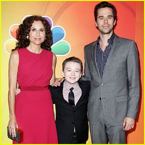 Benjamin Stockham Brings 'About a Boy' to NBC Upfronts 2014