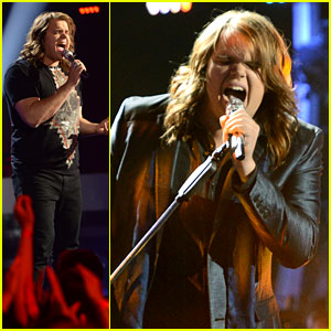 Caleb Johnson Performs on 'American Idol' Top 3 Semi-Finals - Watch Now!