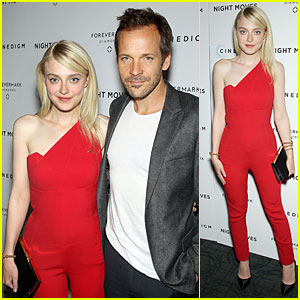 Dakota Fanning Is Radical Red at 'Night Moves' Premiere!