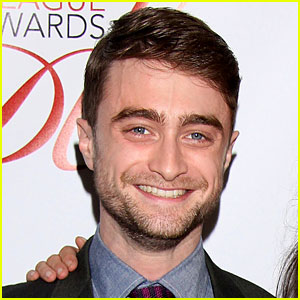 Daniel Radcliffe Suits Up for the Annual Drama League Awards Ceremony