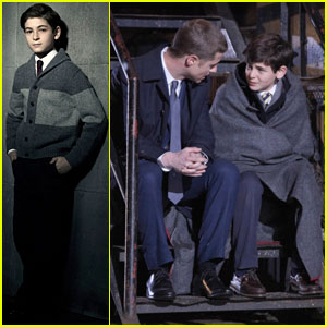 David Mazouz: First Look at Young Bruce Wayne in 'Gotham'!