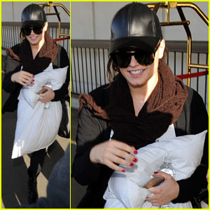 Demi Lovato: I Don't Really Have a 'Type'!