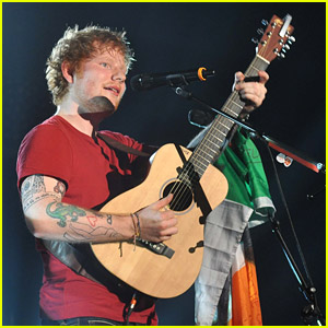 Ed Sheeran Performs Three Shows in One Day!
