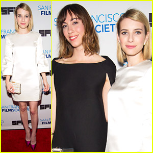 Emma Roberts Takes 'Palo Alto' To San Francisco