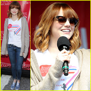 Emma Stone: 'My Mom Has Always Been My Hero'!