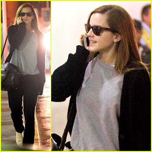 Emma Watson's Graduation from Brown is This Sunday!