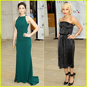 Emmy Rossum & Zoe Kravitz Really Wow Us at American Ballet Theatre Gala!