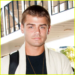 Garrett Clayton Says Goodbye to Los Angeles & Hello to London