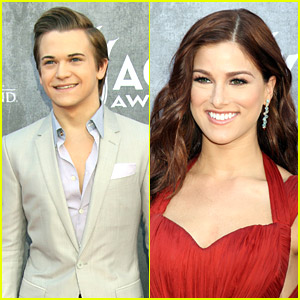 Hunter Hayes & Cassadee Pope Nab CMT Award Nominations - See The Full List Here!