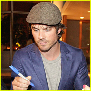 Ian Somerhalder Believes Mothers Should Be Cherished By All of Humanity!