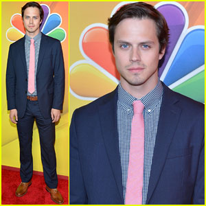 Jake Robinson Brings 'Odyssey' to the NBC Upfronts!