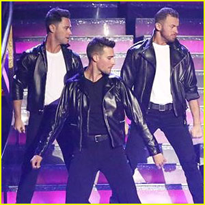 James Maslow Would Consider Playing Danny in Fox's Live Production of 'Grease'!