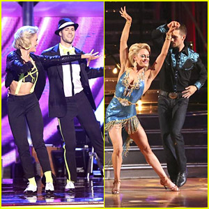 James Maslow Cha Chas His Way To 'DWTS' Finals!