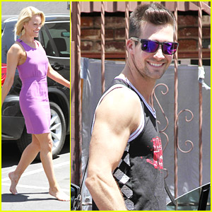 James Maslow Is 'Ready To Rock It' at DWTS Finals with Peta Murgatroyd