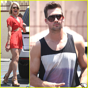 Peta Murgatroyd Thanks Fans For Making Finals with James Maslow