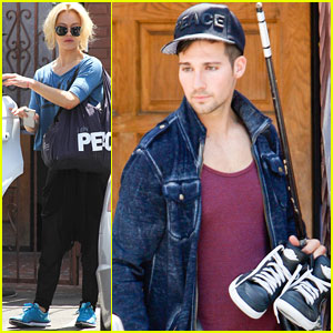 James Maslow Gets Dance-Filled Thank You Video from Superfan Hannah - Watch Now!