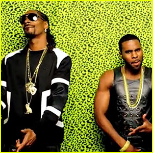 Jason Derulo Parties with Snoop Dogg in New 'Wiggle' Music Video - Watch Now!