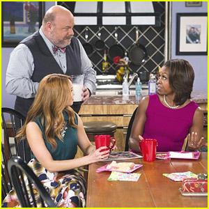 Get a Sneak Peek of First Lady Michelle Obama on 'Jessie'!