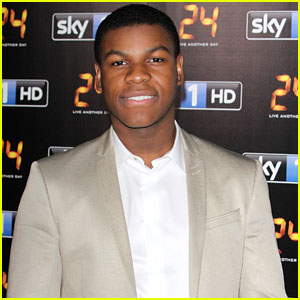 John Boyega Attends '24: Live Another Day' Premiere After 'Star Wars' Casting