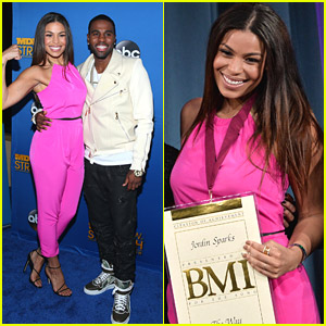Jordin Sparks & Jason Derulo WIN at BMI Pop Awards 2014!