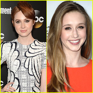 Karen Gillan & Taissa Farmiga To Play Sisters in 'Valley of Violence'