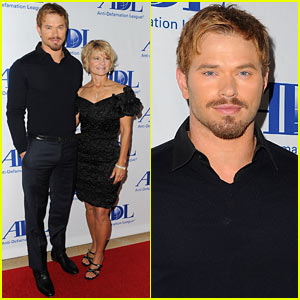 Kellan Lutz & His Mom Want to #BringBackOurGirls & Pray For Their Safe Return