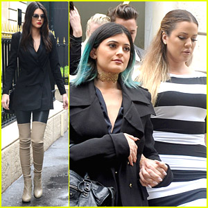 Kylie Jenner's Family Does Not Like Her Blue Hair