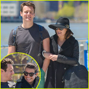 Lea Michele is 'So Proud' of 'Glee' Co-Star Chris Colfer for Writing Episode