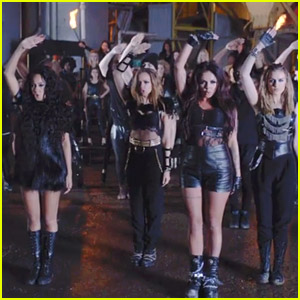 Little Mix Debut 'Salute' Video - Watch Now!