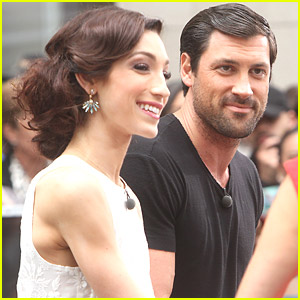 Meryl Davis & Maksim Chmerkovskiy: If Amy Purdy & Derek Hough Won 'DWTS', There Would Be No Drama