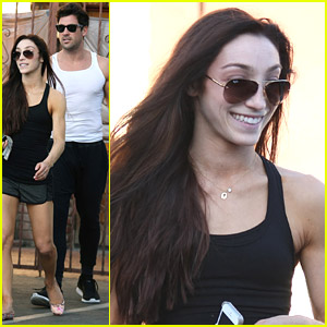 It's All About Honesty For Meryl Davis & Maksim Chmerkovskiy