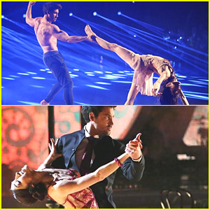 Meryl Davis & Maksim Chmerkovskiy: 'DWTS' Final Pics - See Them All Here!