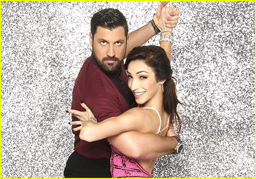 Watch ALL of Meryl Davis & Maksim Chmerkovskiy's Dances Ahead of 'DWTS' Final!