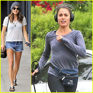 Nikki Reed Makes Fanny Packs Look Super Cool After Divorce Filing