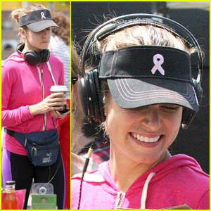 Nikki Reed Looks Happy as Ever Exploring the Farmer's Market!