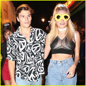 Pixie Lott & Oliver Cheshire: 90s Crazy at Kooks Music Concert!