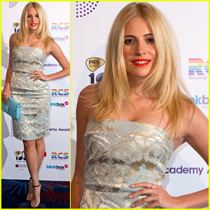 Pixie Lott Stays Chic at Radio Academy Awards