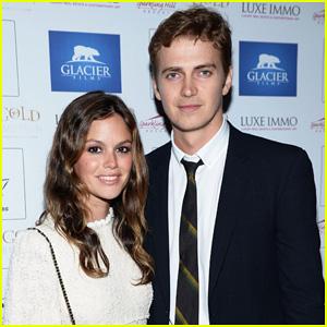 Rachel Bilson & Boyfriend Hayden Christensen Pregnant with First Child?