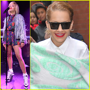 Rita Ora Scores New Deal with 'Roberto Cavalli'?