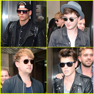 Rixton Rocks Out to 'Me and My Broken Heart' on 'The Today Show' (Video)