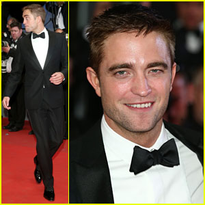 Robert Pattinson Suits Up Nicely for 'The Rover' Cannes Premiere!