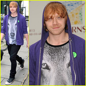 Rupert Grint Talks 'Postman Pat'; Sings For The Film
