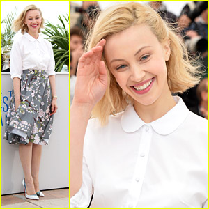 Sarah Gadon Brings 'Maps To The Stars' to Cannes 2014