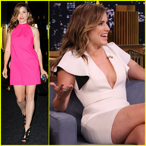 Sophia Bush: I Don't Think I'm Perfect