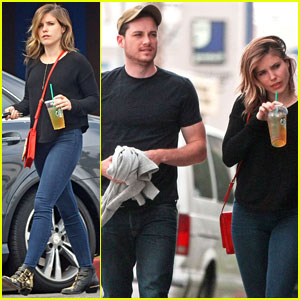 Sophia Bush Steps Out for Lunch Before New 'Chicago P.D.' Episode